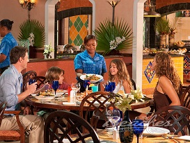 Beaches Turks, Dining - Crop