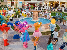 Beaches Autism-friendly Resort. Autism-friendly Characters